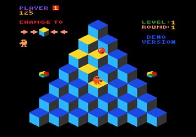 b*nQ - Screenshot - Gameplay