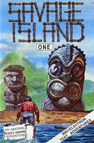 Savage Island Part One - Box - Front