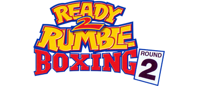 Ready 2 Rumble Boxing: Round 2 - Clear Logo