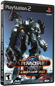 Armored Core 2: Another Age - Box - 3D