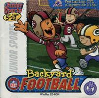 Backyard Football 1999