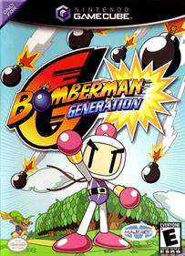 Bomberman Generation - Box - Front