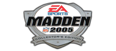 Madden NFL 2005: Collector's Edition - Clear Logo