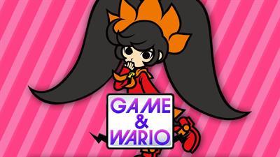 Game & Wario - Fanart - Background