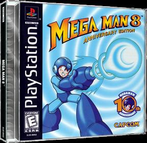 Mega Man 8 - Box - 3D