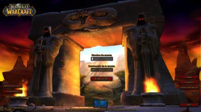 World of Warcraft - Screenshot - Game Title