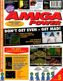 Amiga Power #5