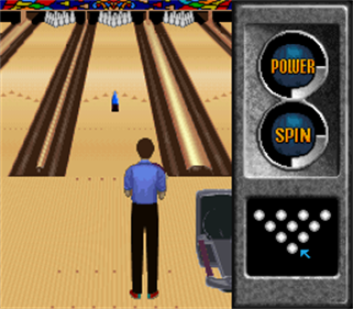 Brunswick World: Tournament of Champions - Screenshot - Gameplay