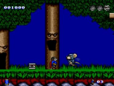Impossamole - Screenshot - Gameplay