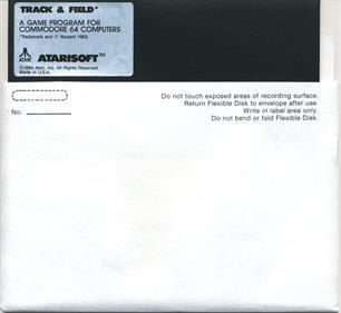 Track & Field - Disc