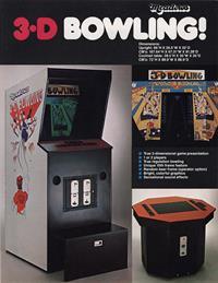 3-D Bowling