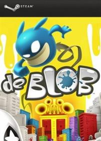 de Blob - Fanart - Box - Front