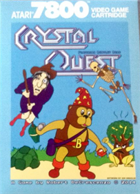 Bentley Bear  Crystal Quest