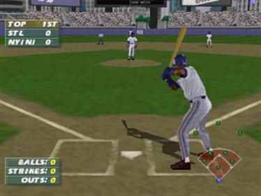 Frank Thomas Big Hurt Baseball - Screenshot - Gameplay