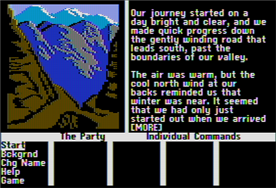 Journey: The Quest Begins - Screenshot - Gameplay