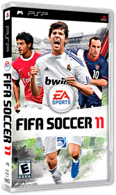 FIFA Soccer 11 - Box - 3D