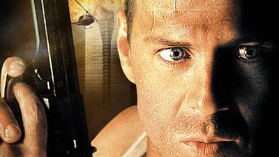 Die Hard Trilogy - Fanart - Background