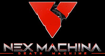 Nex Machina - Clear Logo
