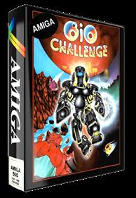 Bio Challenge - Box - 3D