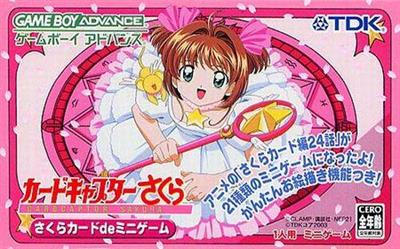 Card Captor Sakura: Sakura Card de Mini Game