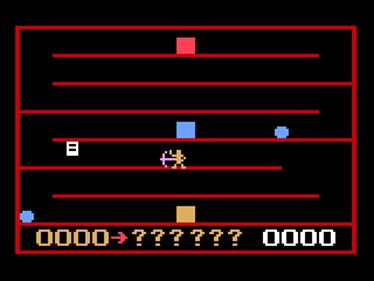 Pick Axe Pete! - Screenshot - Gameplay