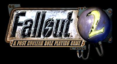 Fallout 2 - Clear Logo