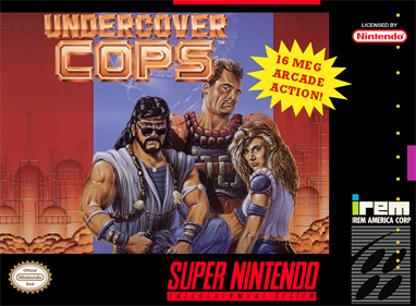 Undercover Cops Details - LaunchBox Games Database