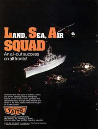Land Sea Air Squad