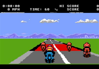 Motor Psycho - Screenshot - Gameplay