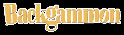 Backgammon - Clear Logo