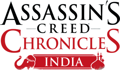 Assassin's Creed Chronicles: India - Clear Logo