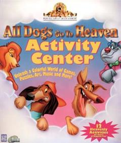 All Dogs Go To Heaven Activity Center - Video Game - The ...