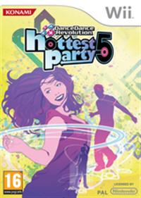 Dance Dance Revolution: Hottest Party 5