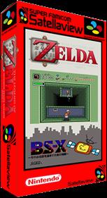 BS Zelda no Densetsu: Inishie no Sekiban: Dai-1-wa - Box - 3D