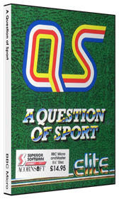 A Question of Sport - Box - 3D