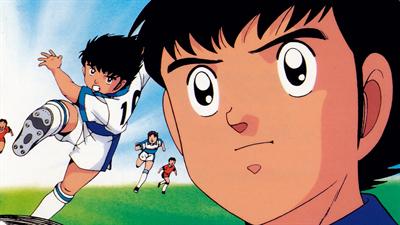 Captain Tsubasa J: The Way to World Youth - Fanart - Background