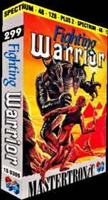Fighting Warrior - Box - 3D