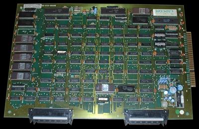 1942 - Arcade - Circuit Board