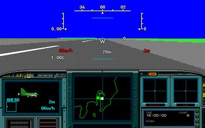 Air Combat III - Screenshot - Gameplay