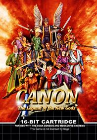 Canon: The Legend of the New Gods