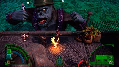 The Deadly Tower of Monsters - Screenshot - Gameplay