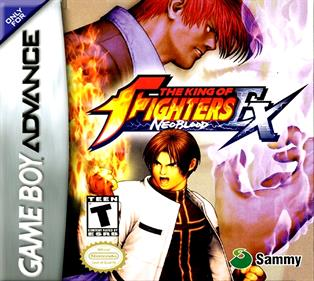 The King of Fighters EX: Neo Blood