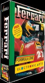 Ferrari Formula One - Box - 3D