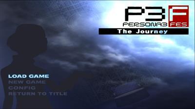 Shin Megami Tensei: Persona 3 FES - Screenshot - Game Title