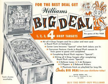Big Deal (1963)