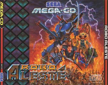 Robo Aleste - Box - Front