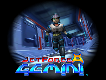 Jet Force Gemini - Screenshot - Game Title