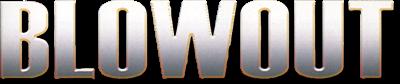 Blowout - Clear Logo