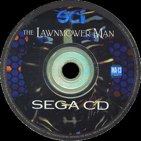 The Lawnmower Man - Disc