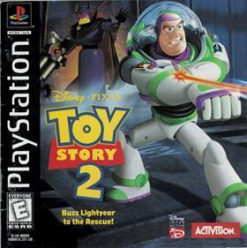 Disney-Pixar's Toy Story 2: Buzz Lightyear to the Rescue!